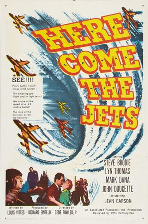 Here Come the Jets - Movie Poster (thumbnail)