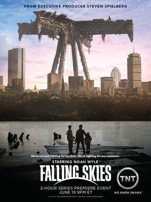 """Falling Skies"" - Movie Poster (thumbnail)"