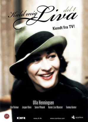 """""""Kald mig Liva"""" - Danish DVD cover (thumbnail)"""