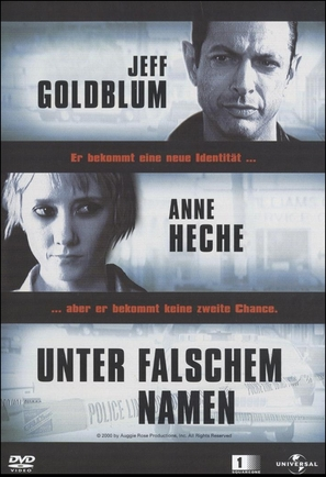 Auggie Rose - German DVD movie cover (thumbnail)