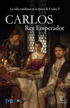 """Carlos, Rey Emperador"" - Spanish Movie Poster (thumbnail)"