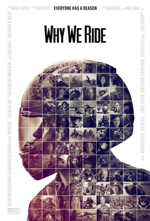 Why We Ride - Movie Poster (thumbnail)