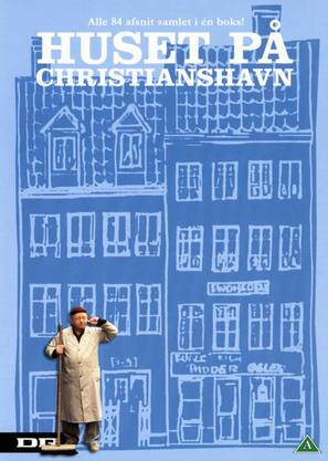 """Huset på Christianshavn"" - Danish DVD movie cover (thumbnail)"