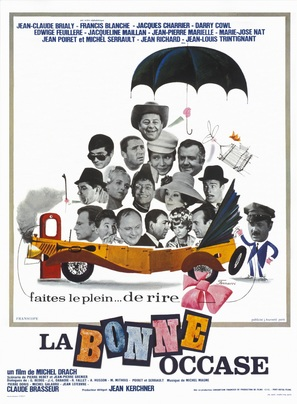 The Real Bargain - French Movie Poster (thumbnail)