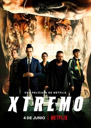 Xtremo - Spanish Movie Poster (thumbnail)
