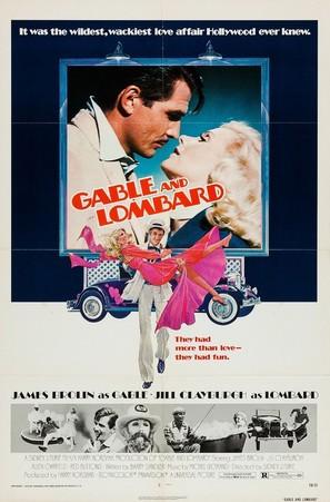 Gable and Lombard - Movie Poster (thumbnail)