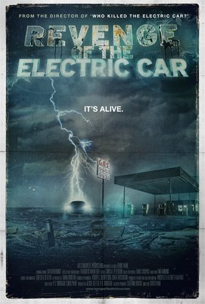 Revenge of the Electric Car - Movie Poster (thumbnail)