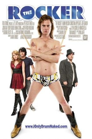 The Rocker - Theatrical poster (thumbnail)