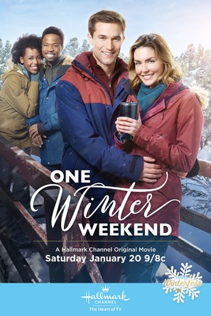One Winter Weekend - Movie Poster (thumbnail)
