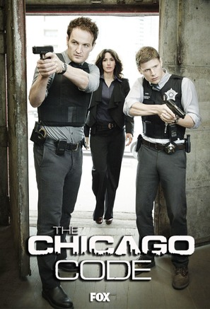 """The Chicago Code"" - Movie Poster (thumbnail)"