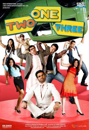 One Two Three - Indian poster (thumbnail)