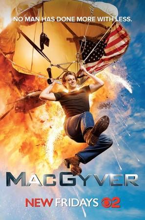 """MacGyver"" - Movie Poster (thumbnail)"