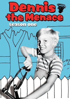 """Dennis the Menace"" - DVD cover (thumbnail)"