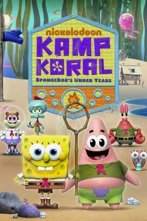 """Kamp Koral: SpongeBob's Under Years"" - Movie Cover (thumbnail)"