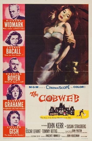 The Cobweb - Movie Poster (thumbnail)
