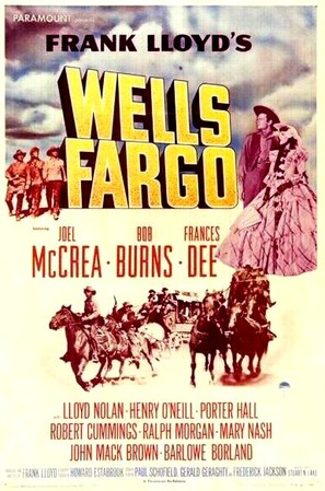 Wells Fargo - Movie Poster (thumbnail)