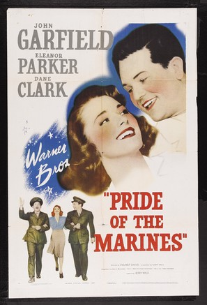 Pride of the Marines - Movie Poster (thumbnail)