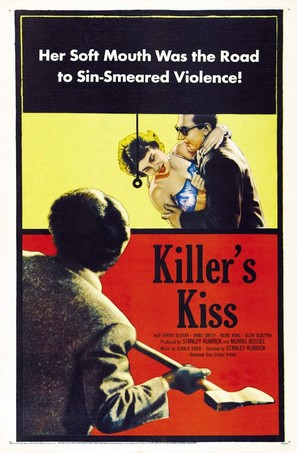 Killer's Kiss - Movie Poster (thumbnail)