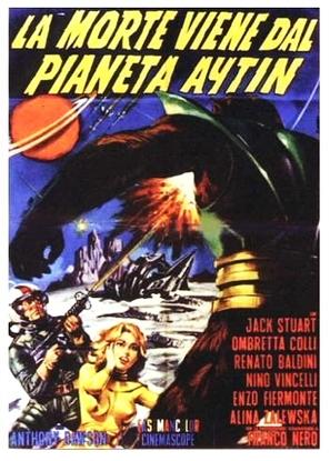 La morte viene dal pianeta Aytin