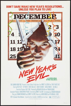 New Year's Evil - Movie Poster (thumbnail)