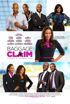 Baggage Claim - Movie Poster (thumbnail)