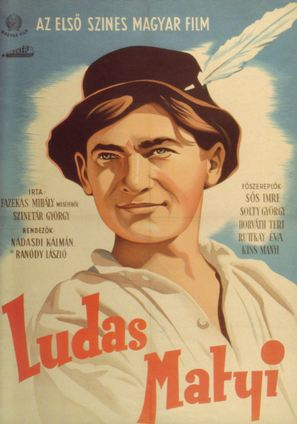 Lúdas Matyi - Hungarian Movie Poster (thumbnail)