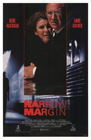 Narrow Margin - Movie Poster (thumbnail)