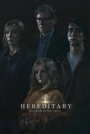 Hereditary - Theatrical poster (thumbnail)