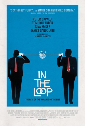 In the Loop - Movie Poster (thumbnail)