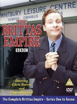 """The Brittas Empire"" - British Movie Cover (thumbnail)"