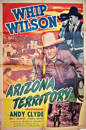 Arizona Territory - Movie Poster (thumbnail)