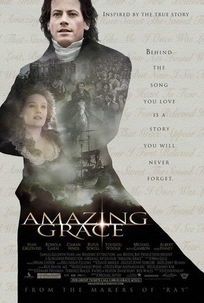 Amazing Grace - Movie Poster (thumbnail)