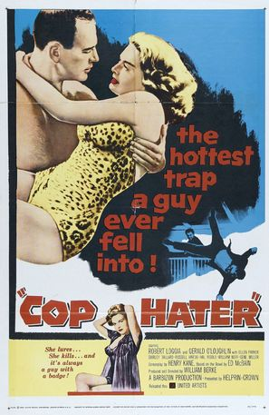 Cop Hater - Movie Poster (thumbnail)