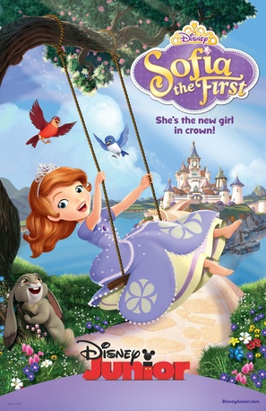 """""""Sofia the First"""" - Movie Poster (thumbnail)"""