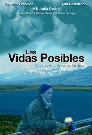 Las vidas posibles - Argentinian DVD cover (thumbnail)