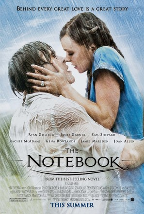 The Notebook - Movie Poster (thumbnail)