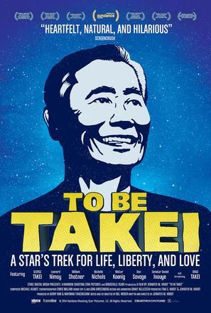 To Be Takei - Movie Poster (thumbnail)