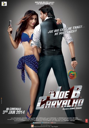 Calling Mr. Joe B Carvalho - Indian Movie Poster (thumbnail)