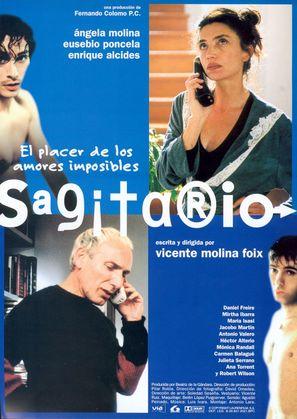 Sagitario - Spanish poster (thumbnail)
