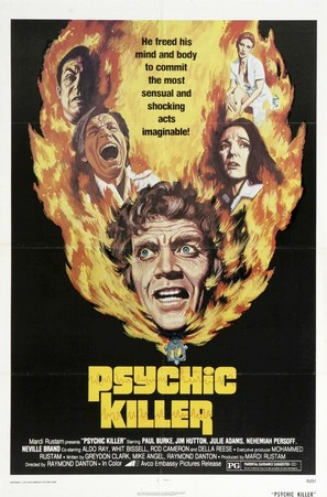 Psychic Killer - Movie Poster (thumbnail)