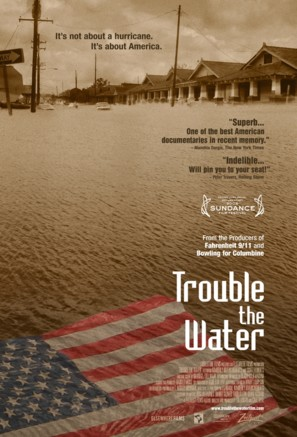 Trouble the Water - Movie Poster (thumbnail)