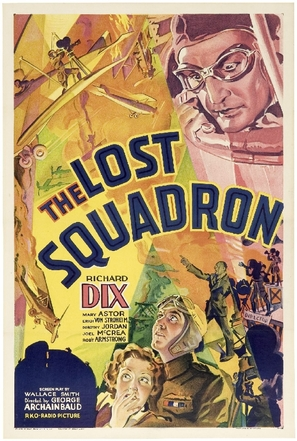 The Lost Squadron - Movie Poster (thumbnail)