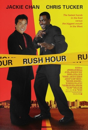 Rush Hour - Movie Poster (thumbnail)