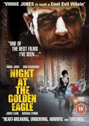 Night at the Golden Eagle - British Movie Poster (thumbnail)