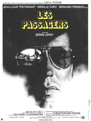 Les passagers - French Movie Poster (thumbnail)