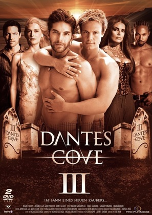 """Dante's Cove"" - German DVD movie cover (thumbnail)"