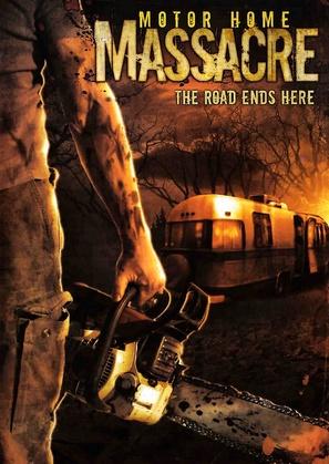 Motor Home Massacre - DVD cover (thumbnail)