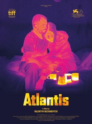 Atlantis - International Movie Poster (thumbnail)