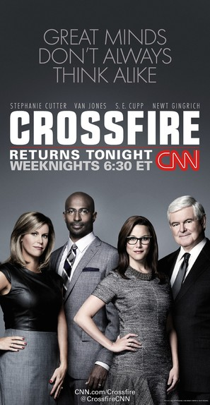 """""""Crossfire"""" - Movie Poster (thumbnail)"""