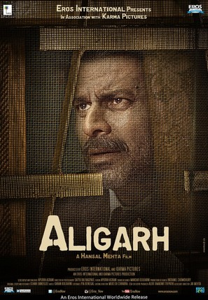Aligarh - Indian Movie Poster (thumbnail)